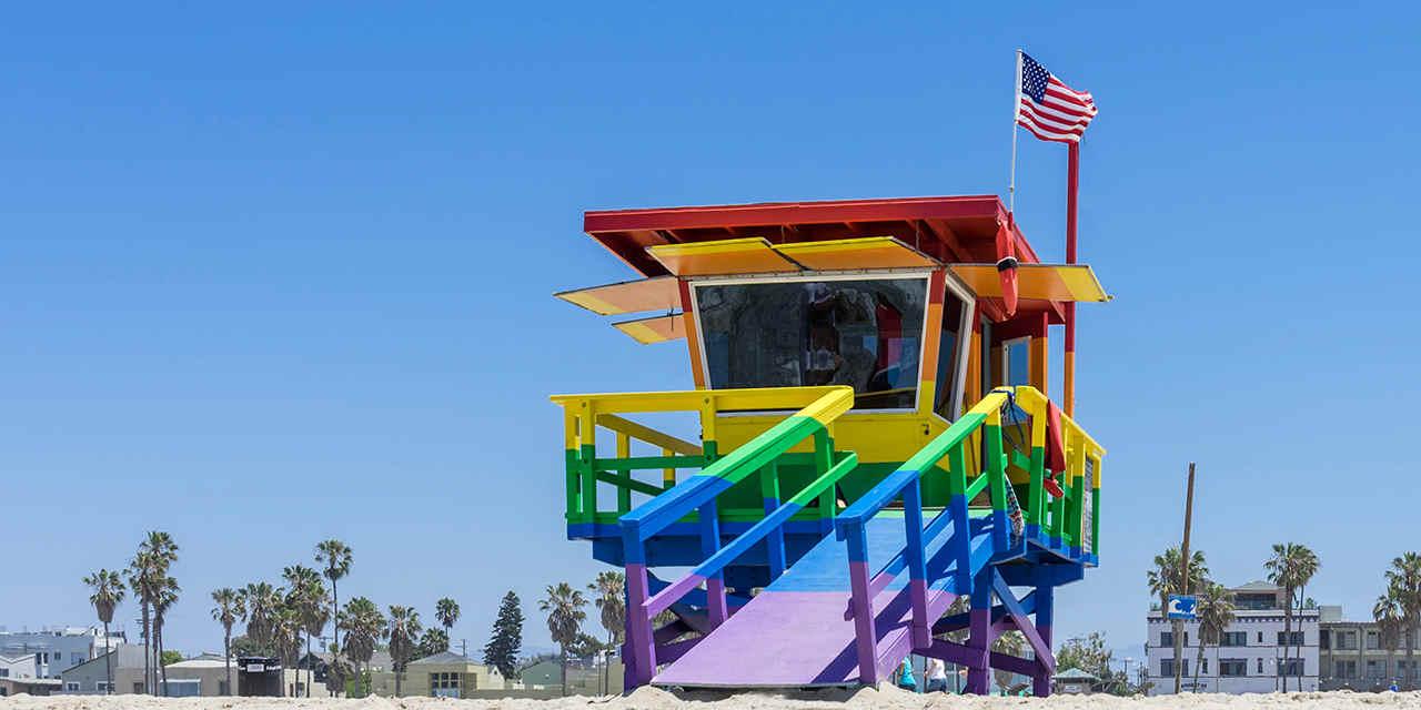 LGBTQ Travel in California