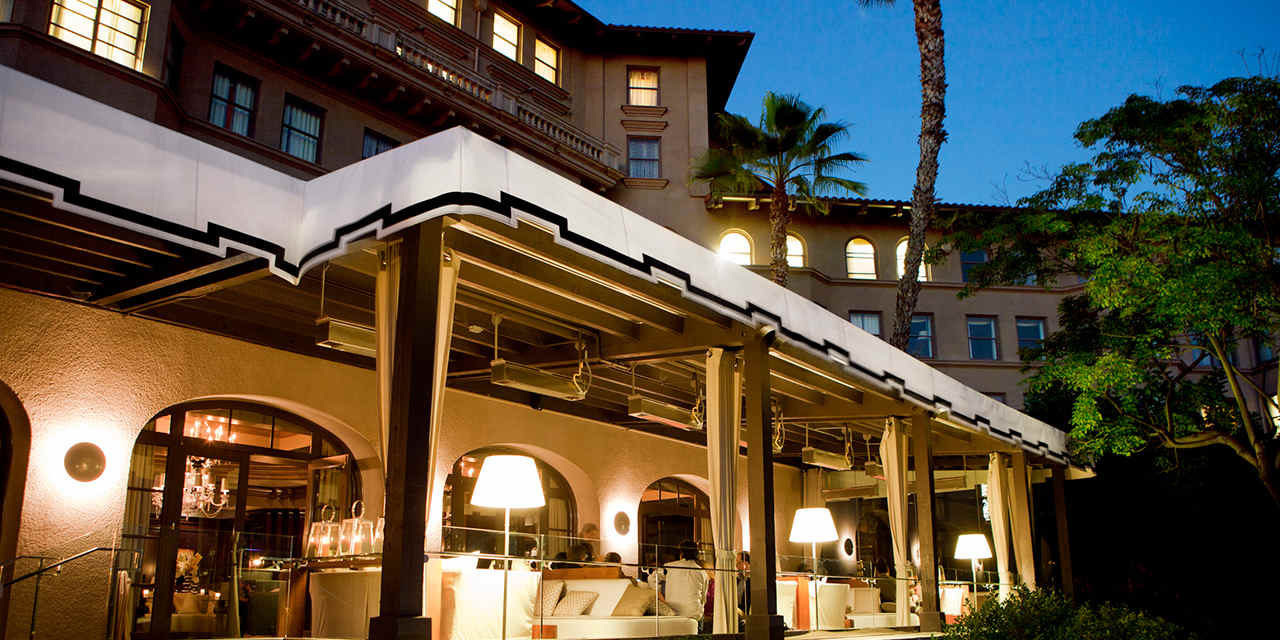 The Langham Huntington em Pasadena