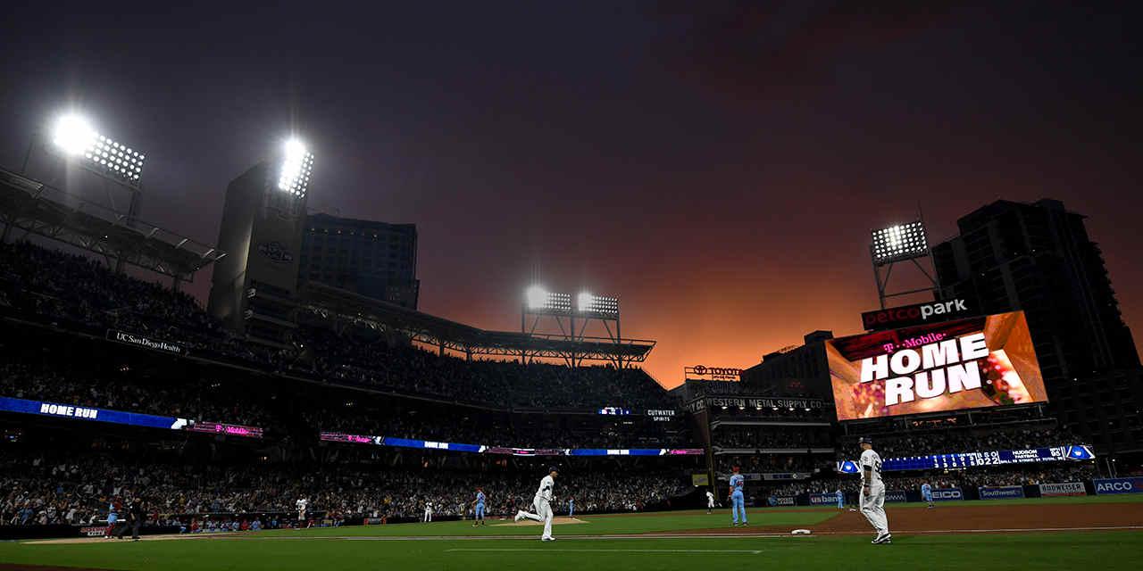 See Major League Baseball in California