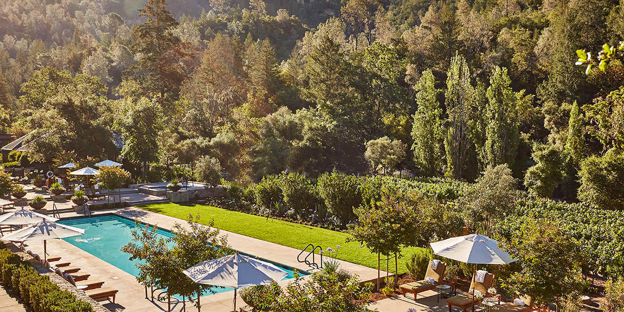 Napa & Sonoma Luxury Accommodation