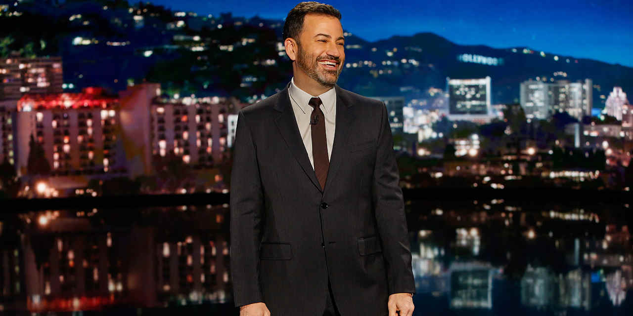 California Questionnaire: Jimmy Kimmel