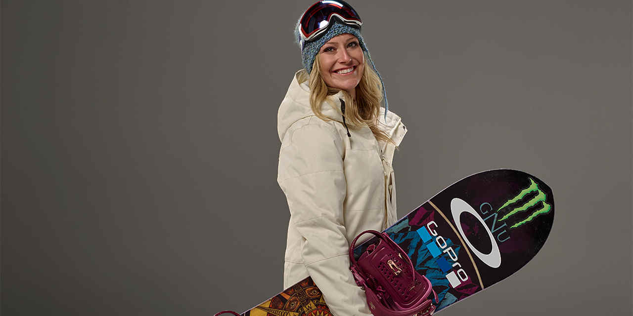 California Questionnaire: Jamie Anderson