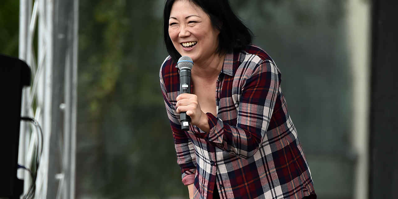 California Questionnaire: Margaret Cho