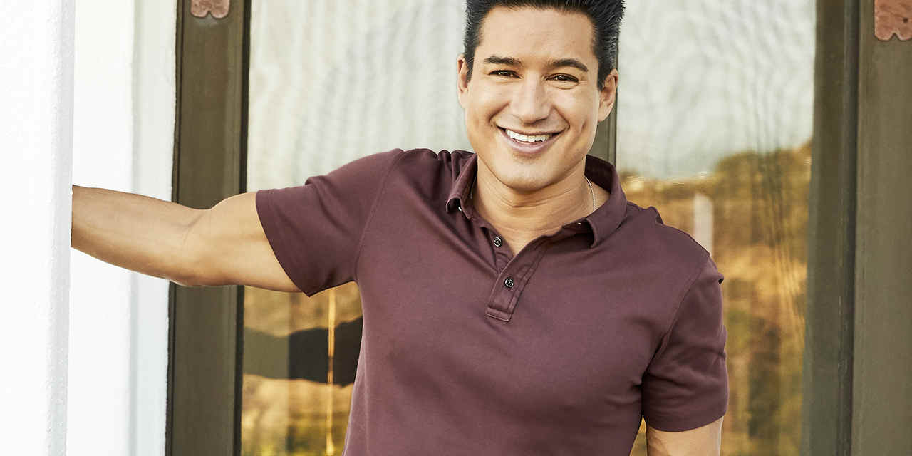 The California Questionnaire: Mario Lopez