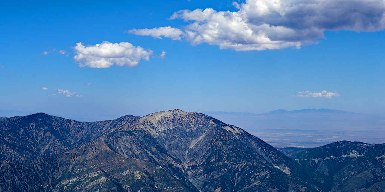 Pacific Crest Trail: Mount Baden-Powell
