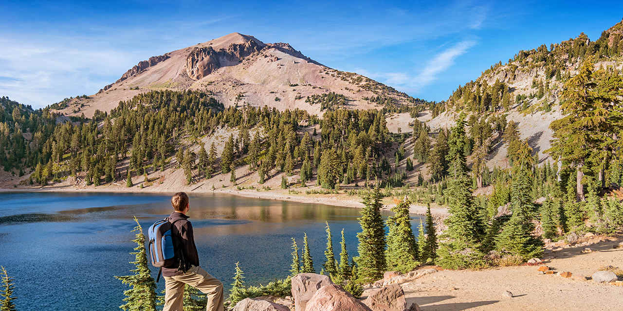 Spotlight: Parc National Volcanique De Lassen