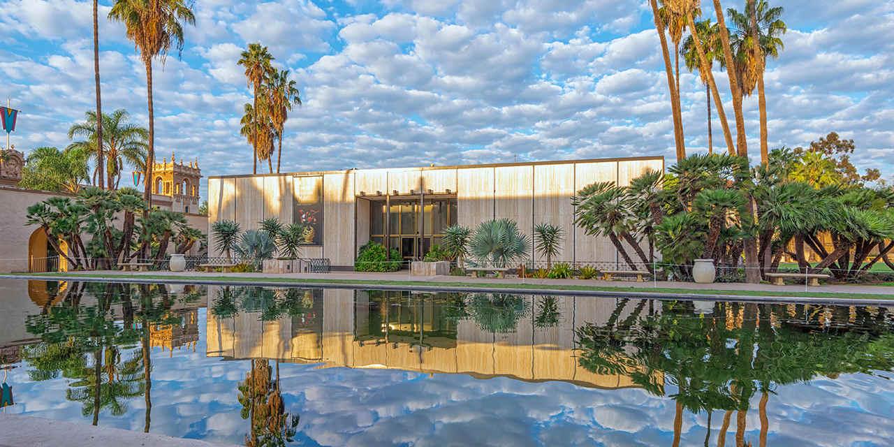 Museen im Balboa Park