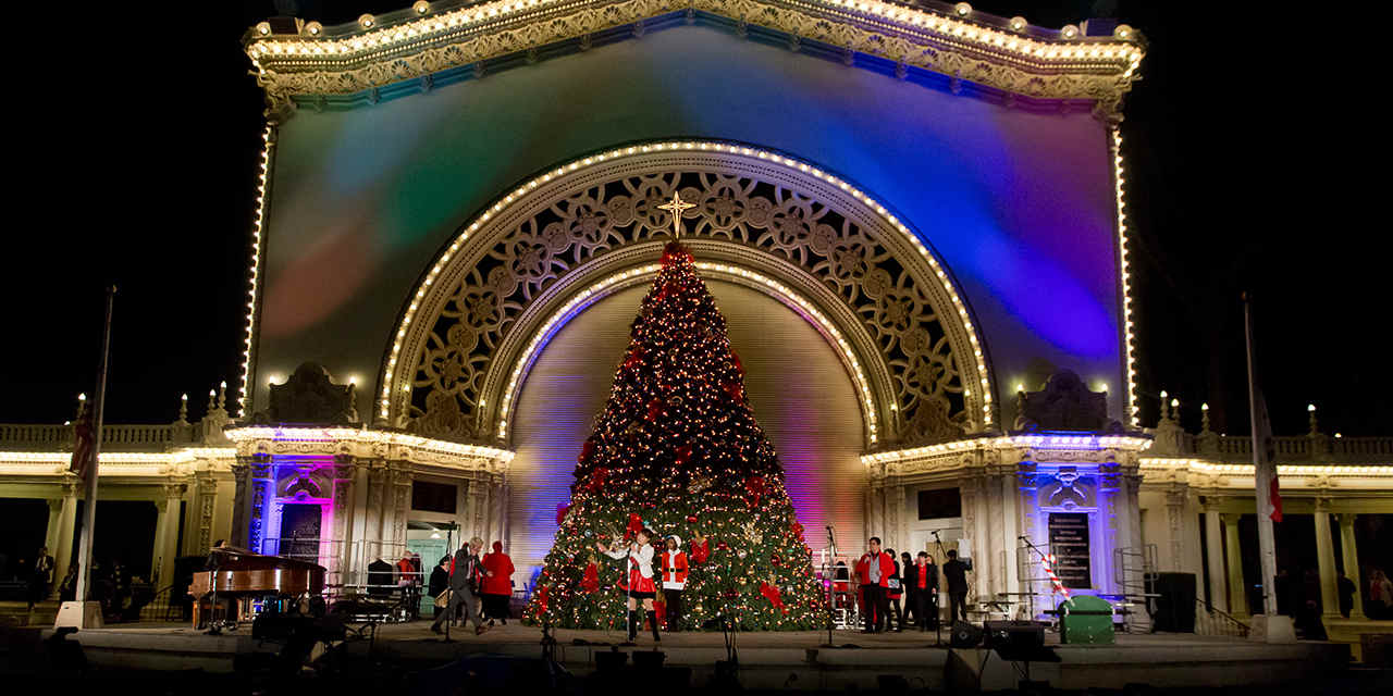 Events in Balboa Park