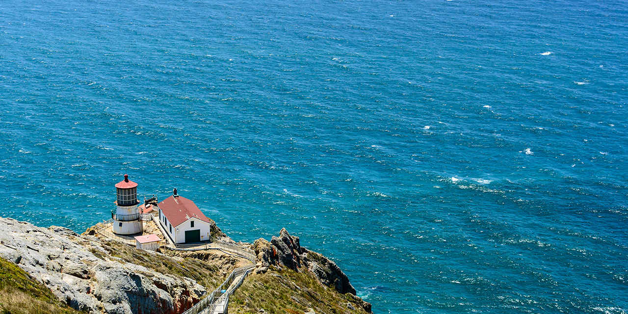 Point Reyes Lighthouse (fr)