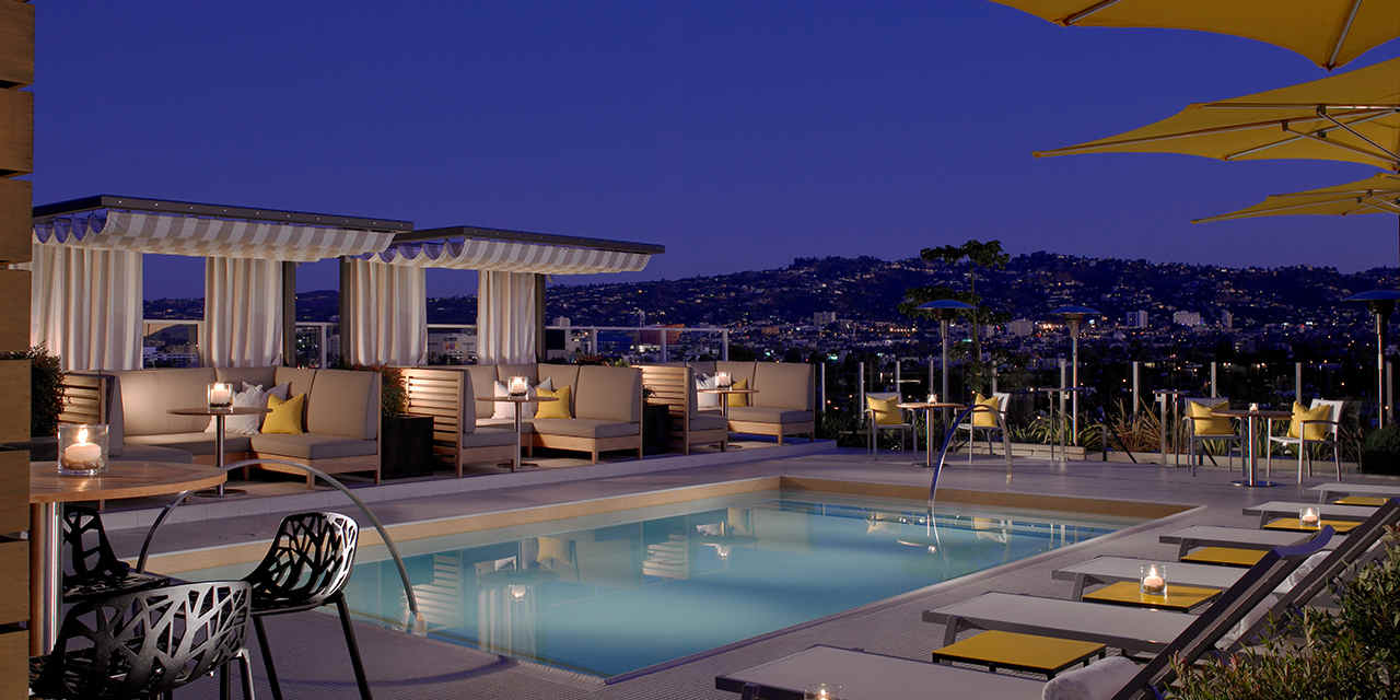 LA's Rooftop Retreats