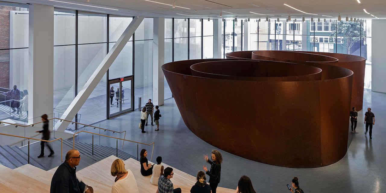 샌프란시스코 현대미술관(SFMOMA)을 즐기는 방법